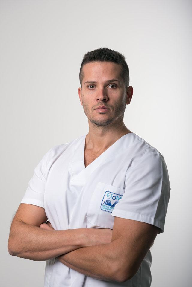 Osteopata Alessandro Bettin