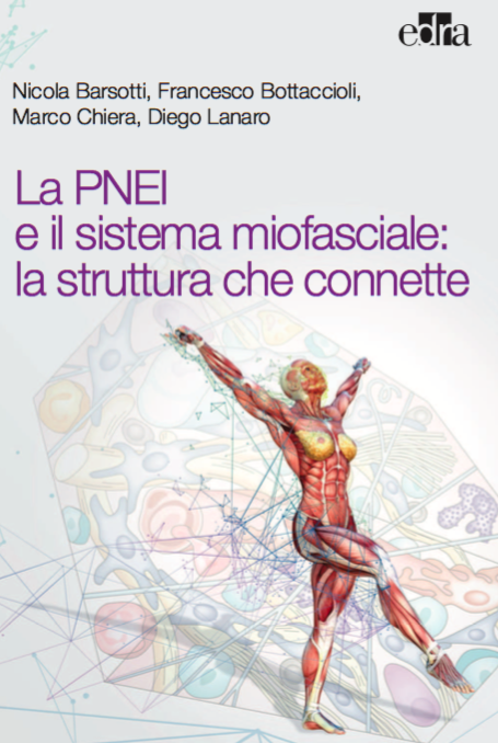 Copertina libro La Pnei e il sistema miofasciale: la struttura che connette di Diego Lanaro