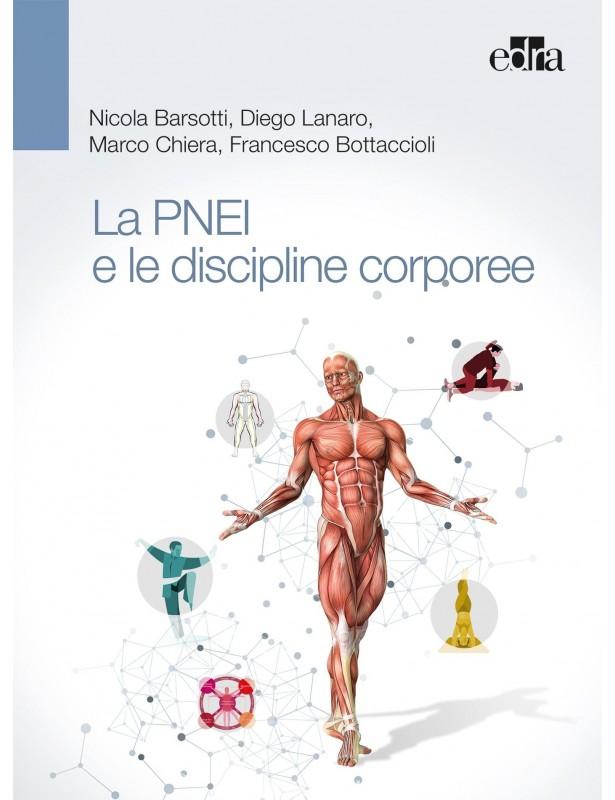 Copertina libro La PNEI e le discipline corporee di Diego Lanaro