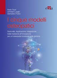 Copertina libro I cinque modelli osteopatici di Giampiero Fusco