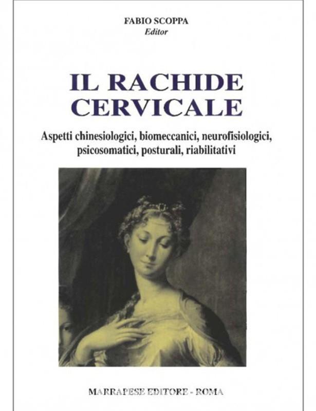Copertina libro Il rachide cervicale di Fabio Scoppa
