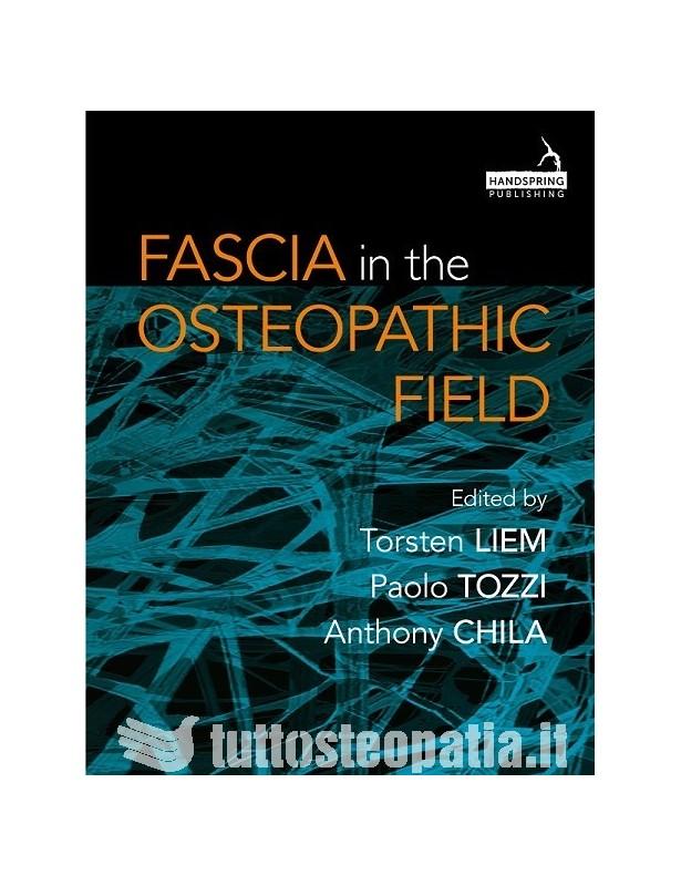 Copertina libro Fascia in the osteopathic field di Paolo Tozzi