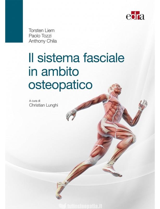 Copertina libro Il sistema fasciale in ambito osteopatico di Paolo Tozzi
