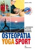 Copertina libro Osteopatia Yoga Sport di Giacinta Milita