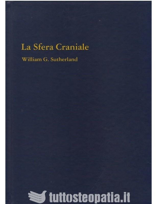 Copertina libro La sfera craniale di Adriana Tuttosteopatia