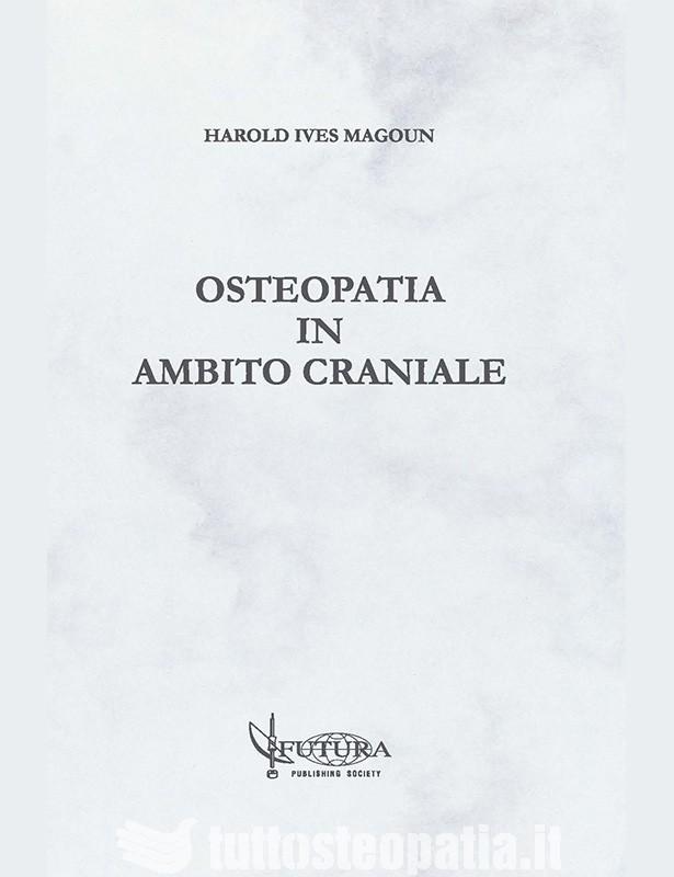 Copertina libro Osteopatia in ambito craniale di Adriana Tuttosteopatia