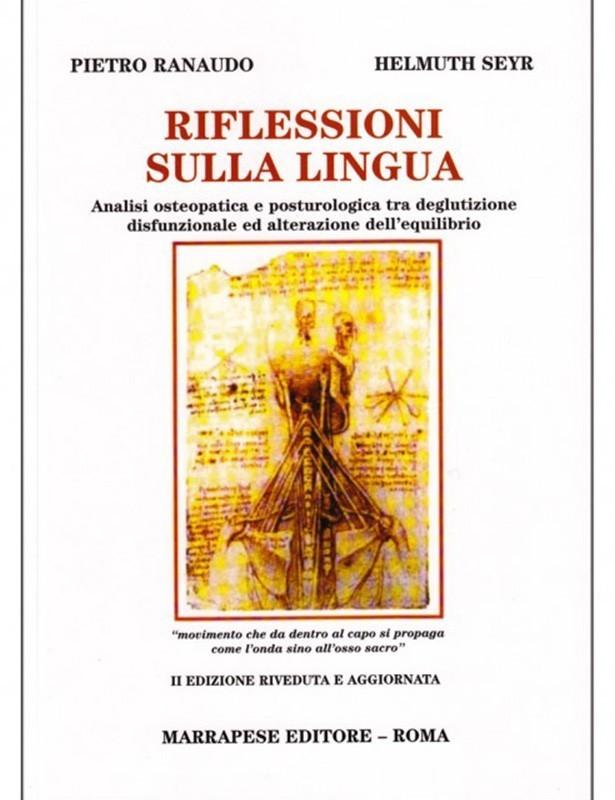 Copertina libro Riflessioni sulla lingua di Adriana Tuttosteopatia