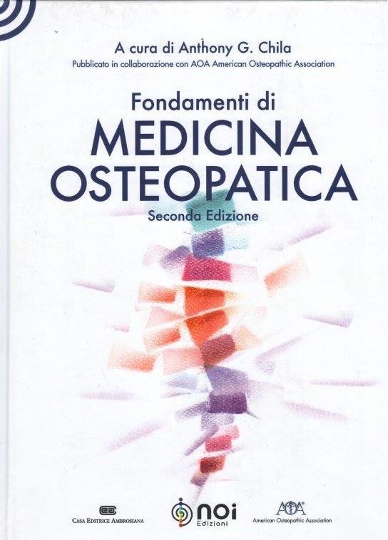 Copertina libro Fondamenti di Medicina Osteopatica di Adriana Tuttosteopatia