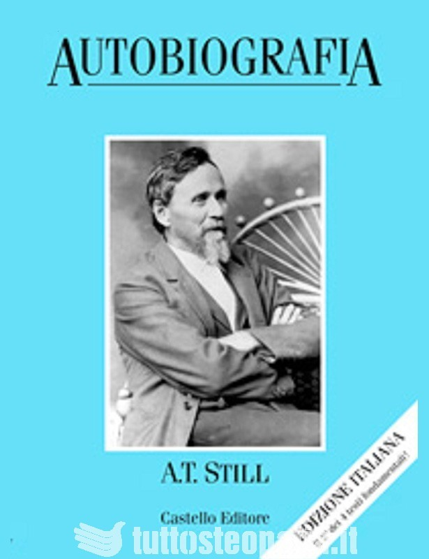 Copertina libro Autobiografia di Adriana Tuttosteopatia
