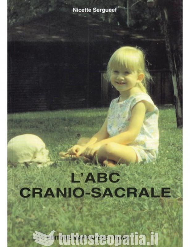 Copertina libro L'abc cranio sacrale di Adriana Tuttosteopatia