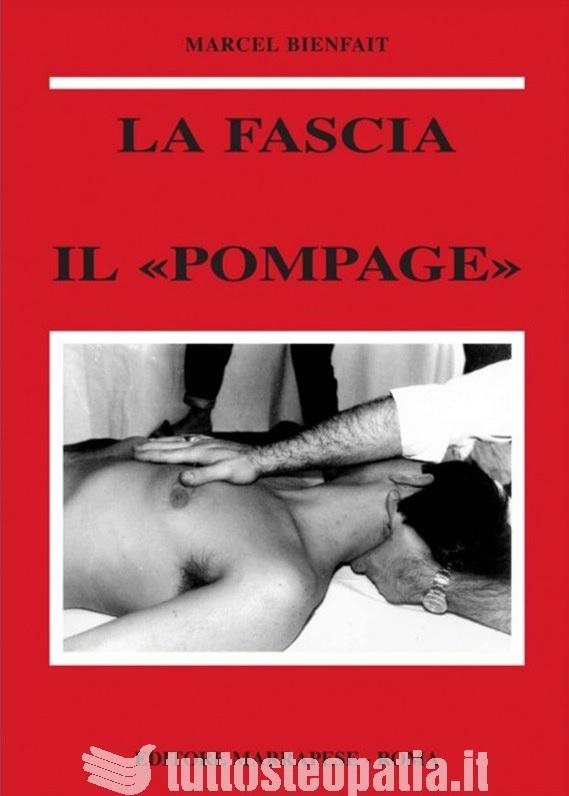 Copertina libro La fascia «il pompage» di Adriana Tuttosteopatia