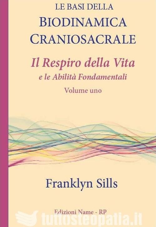 Copertina libro Le basi della Biodinamica Craniosacrale di Adriana Tuttosteopatia