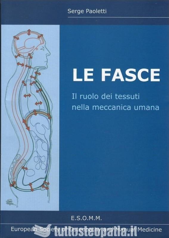 Copertina libro Le Fasce di Adriana Tuttosteopatia