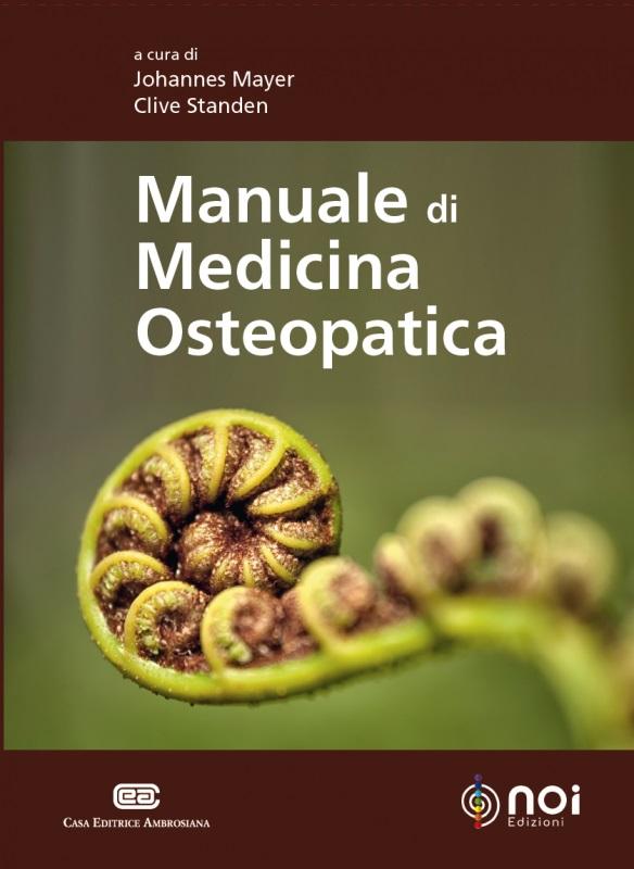 Copertina libro Manuale di Medicina Osteopatica di Adriana Tuttosteopatia
