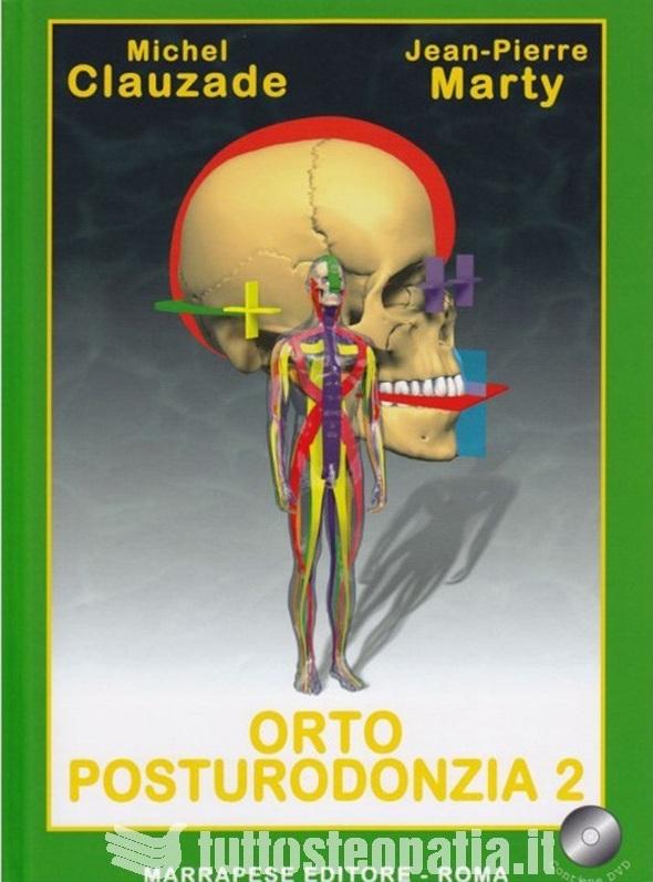 Copertina libro Orto Posturodonzia 2 di Adriana Tuttosteopatia