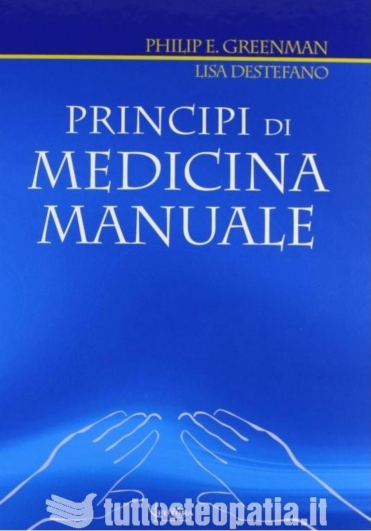 Copertina libro Principi di Medicina Manuale di Adriana Tuttosteopatia