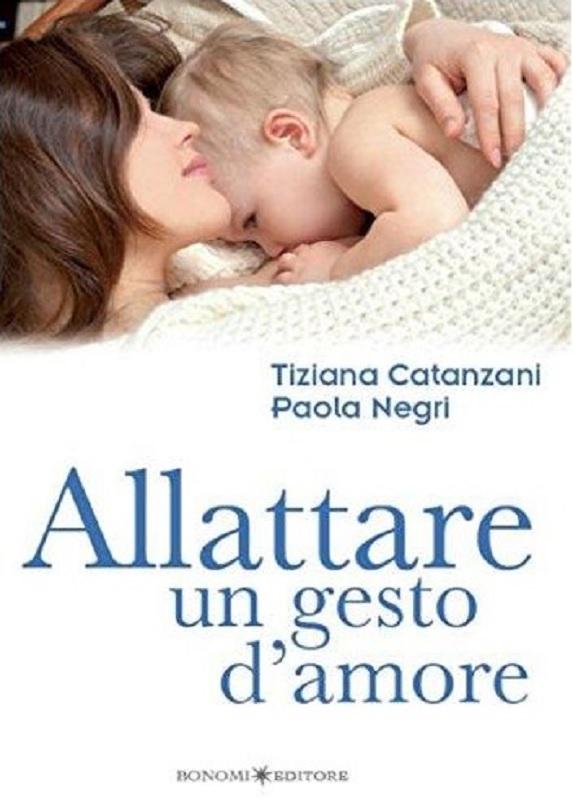 Copertina libro Allattare un gesto d'amore di Adriana Tuttosteopatia