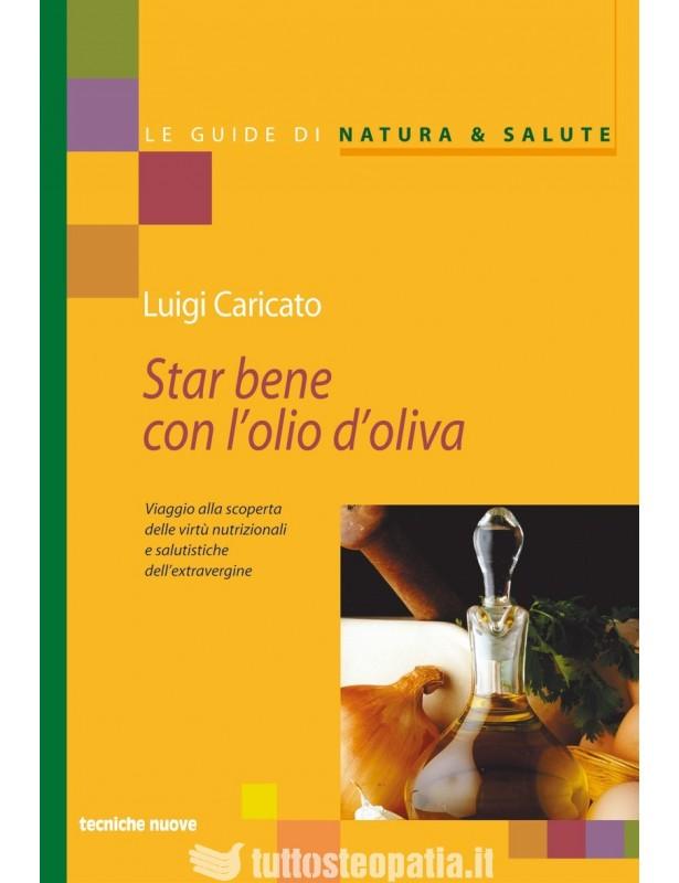 Copertina libro Star bene con l'olio d'oliva di Adriana Tuttosteopatia