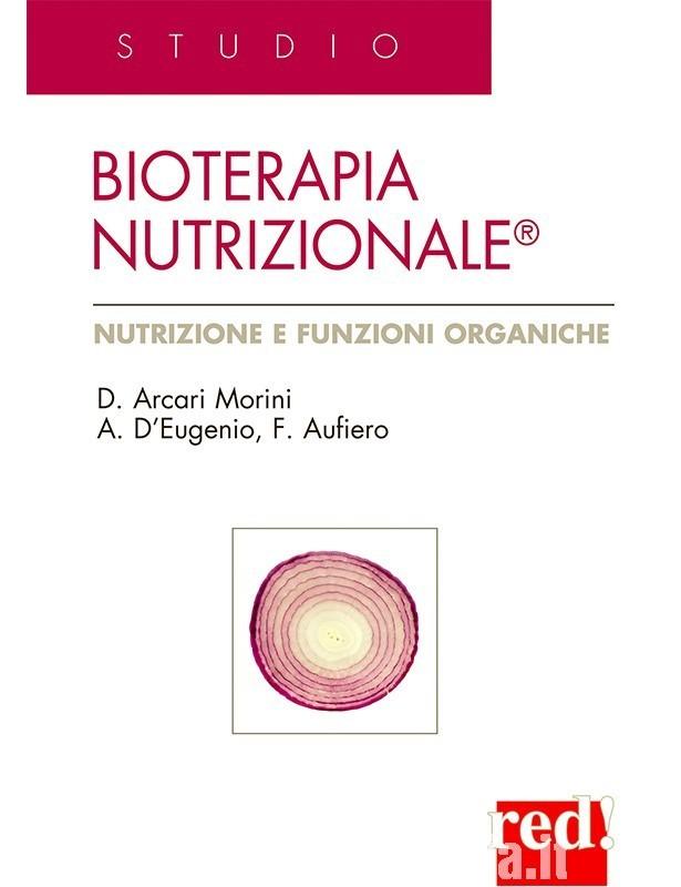 Copertina libro Bioterapia nutrizionale – Nutrizione e funzioni organiche di Adriana Tuttosteopatia