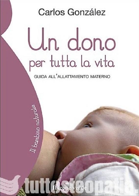 Copertina libro Un dono per tutta la vita di Adriana Tuttosteopatia