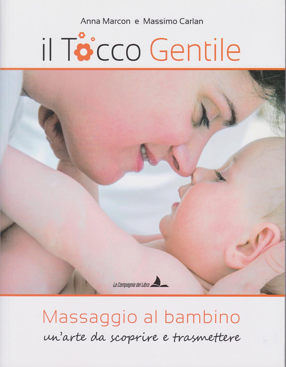 Copertina libro il Tocco gentile di Massimo Carlan