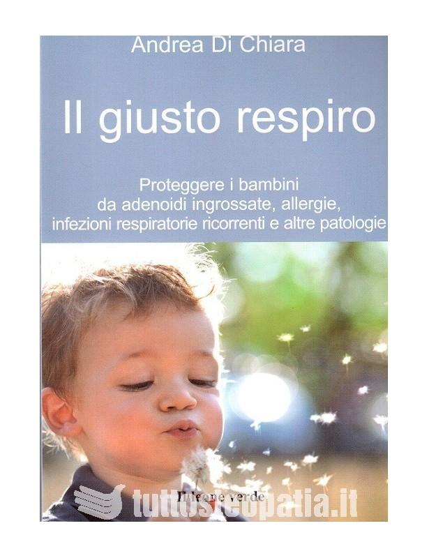 Copertina libro Il giusto respiro di Redazione