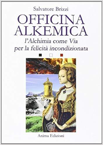 Copertina libro Officina Alkemica di Adriana Tuttosteopatia