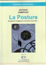 Copertina libro La Postura di Antonio Ambrosio
