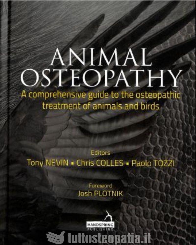 Copertina libro Animal Osteopathy di Redazione