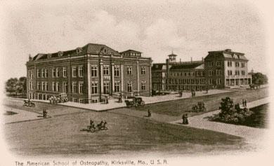 Scuola americana di osteopatia