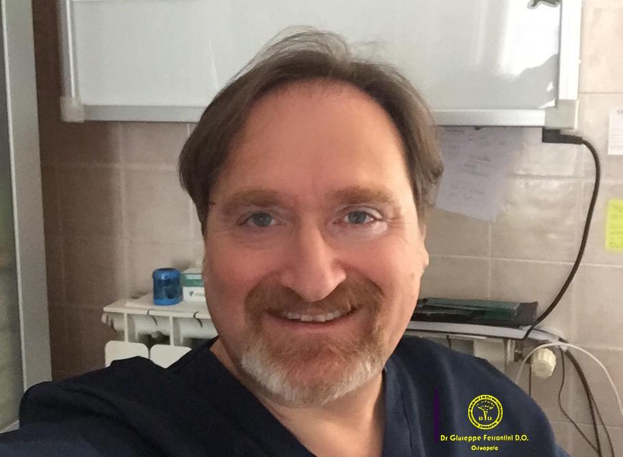 Osteopata Giuseppe Ferrantini