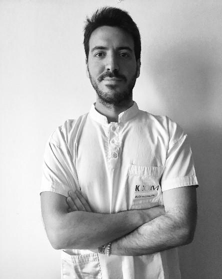 Osteopata Nicola Giuseppe Milazzo