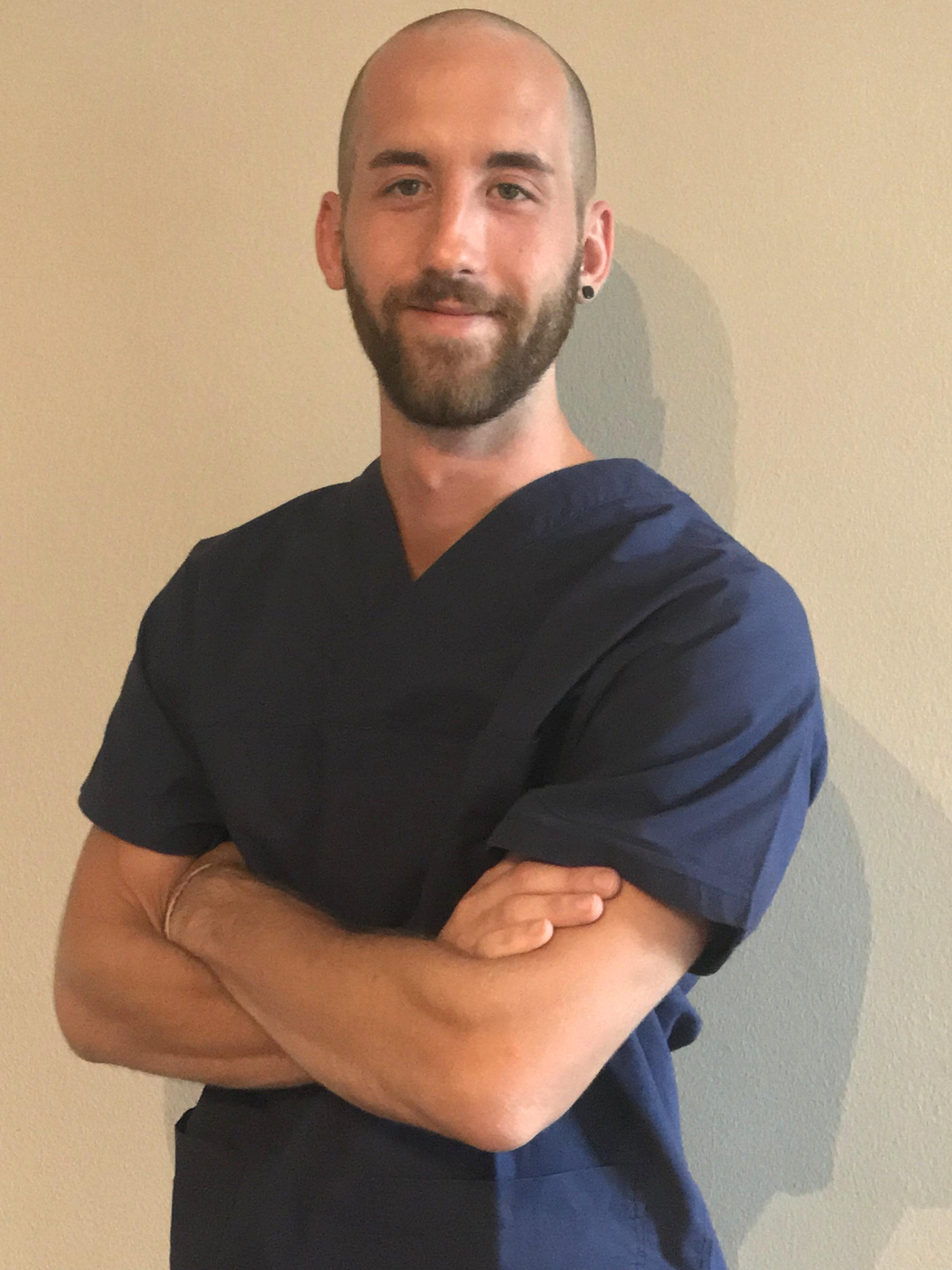 Osteopata Gianluca Simonetti