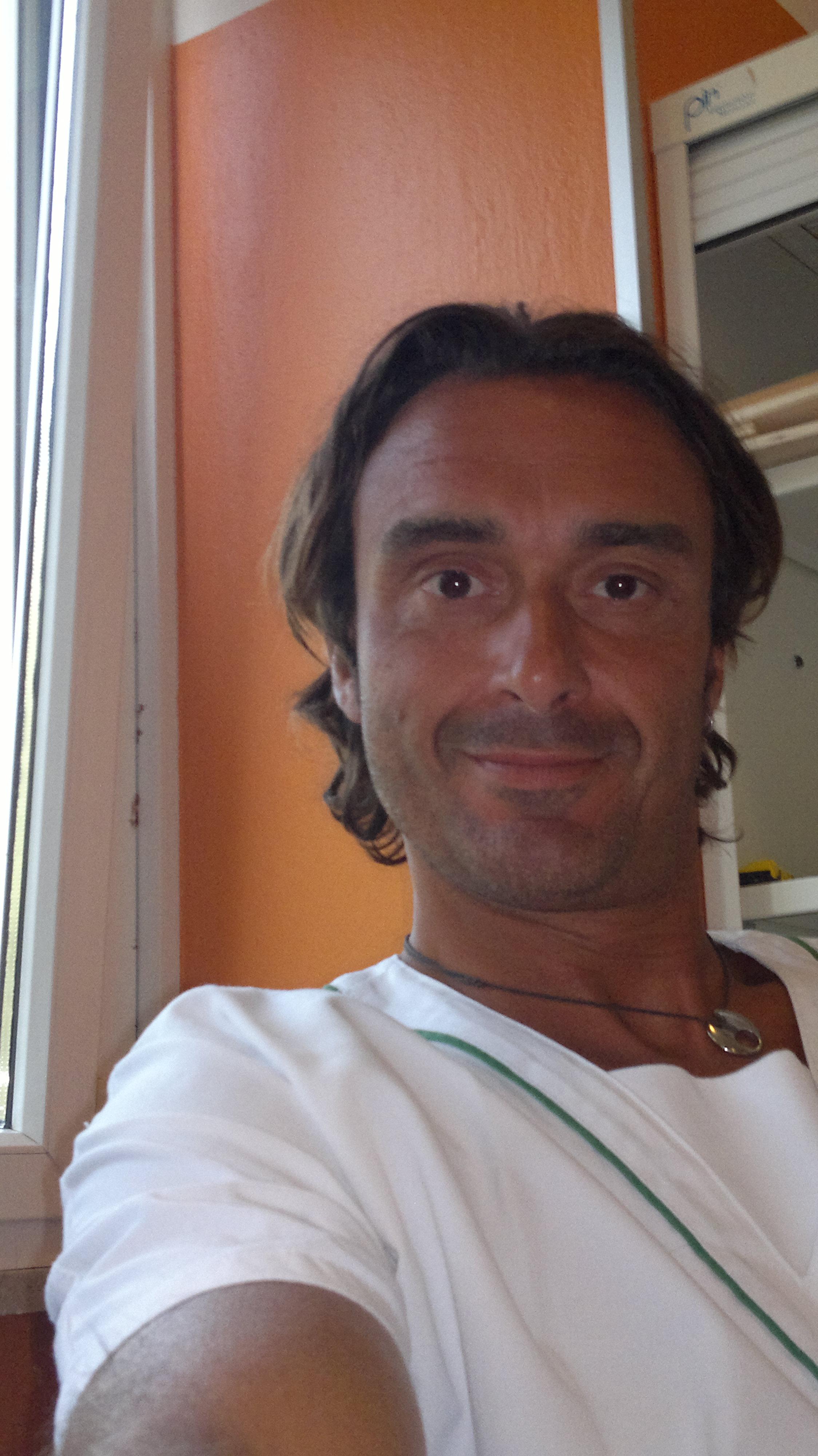 Osteopata Daniele Baldiera