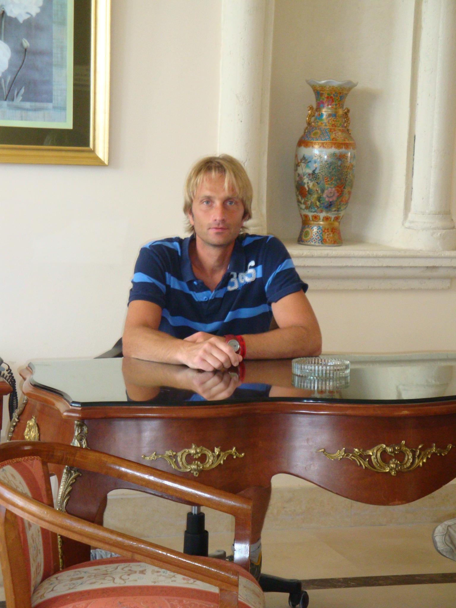Osteopata Gian Luca Brero