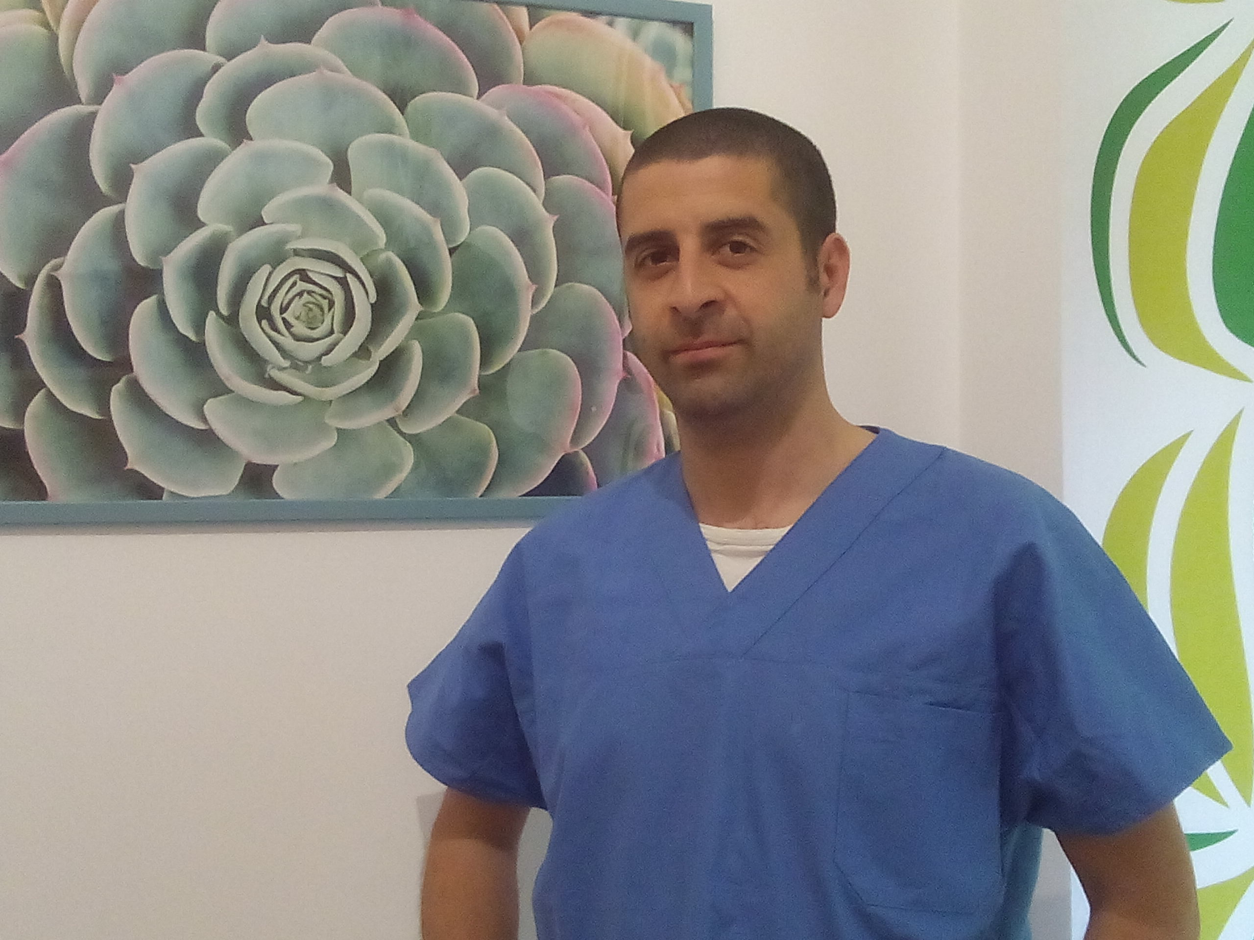 Osteopata Alessandro Celsi