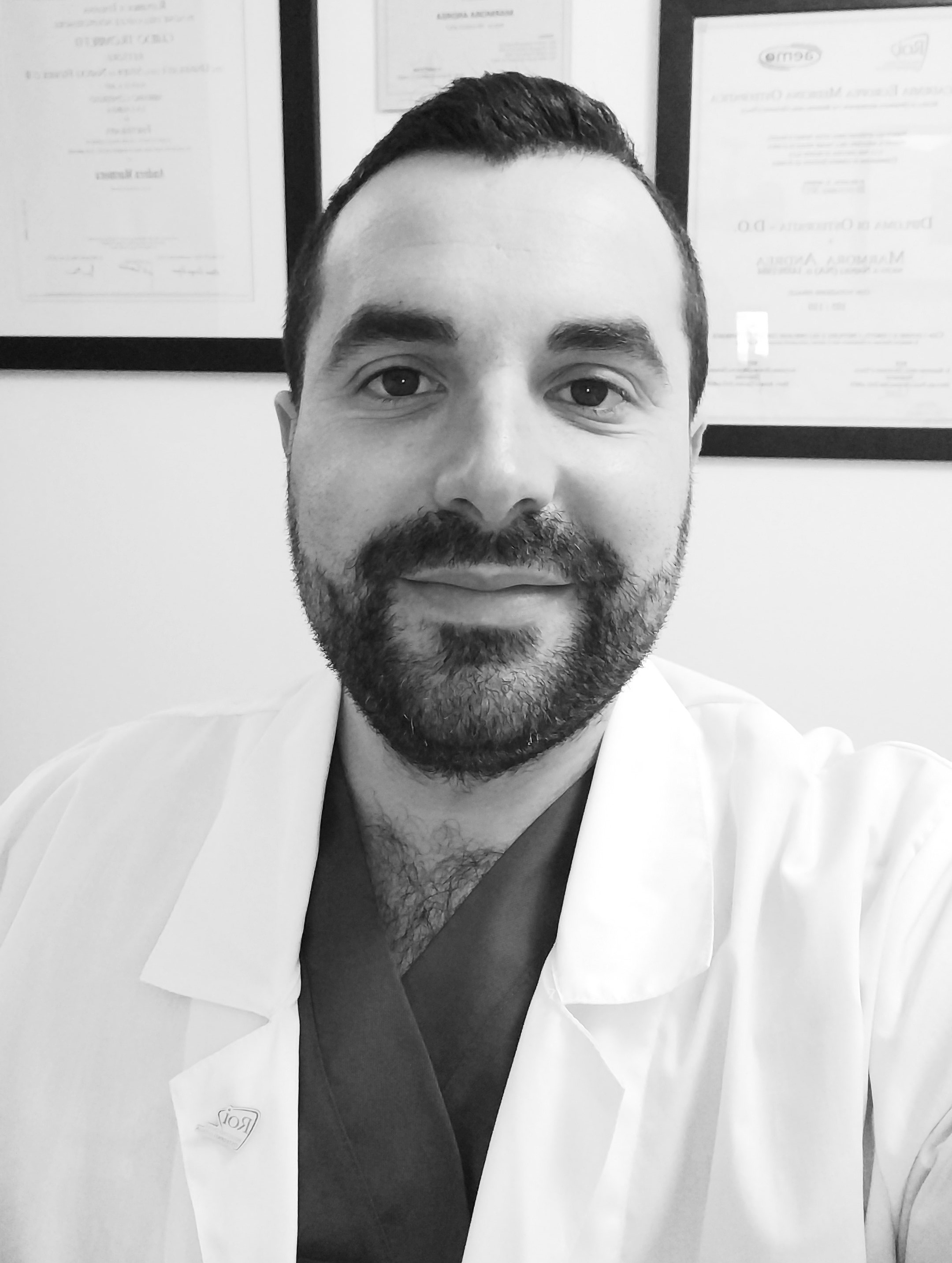 Osteopata Andrea Marmora