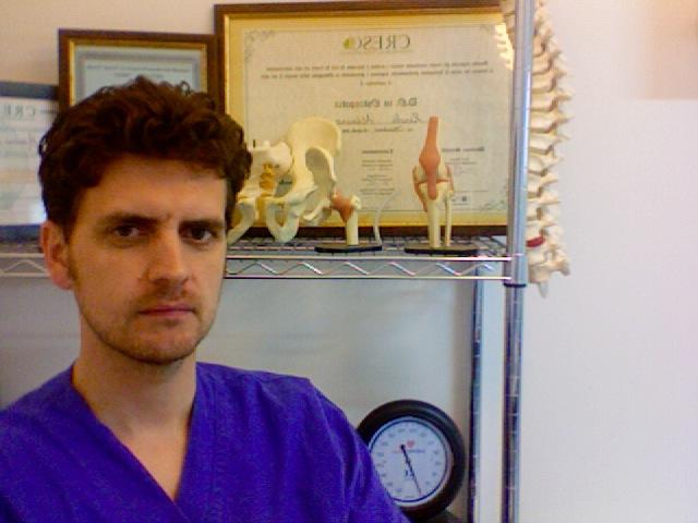 Osteopata Adriano Zenobi