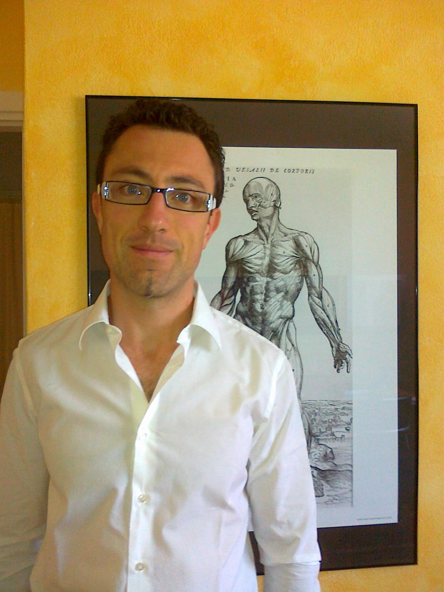 Osteopata Gabriele Guzzetti