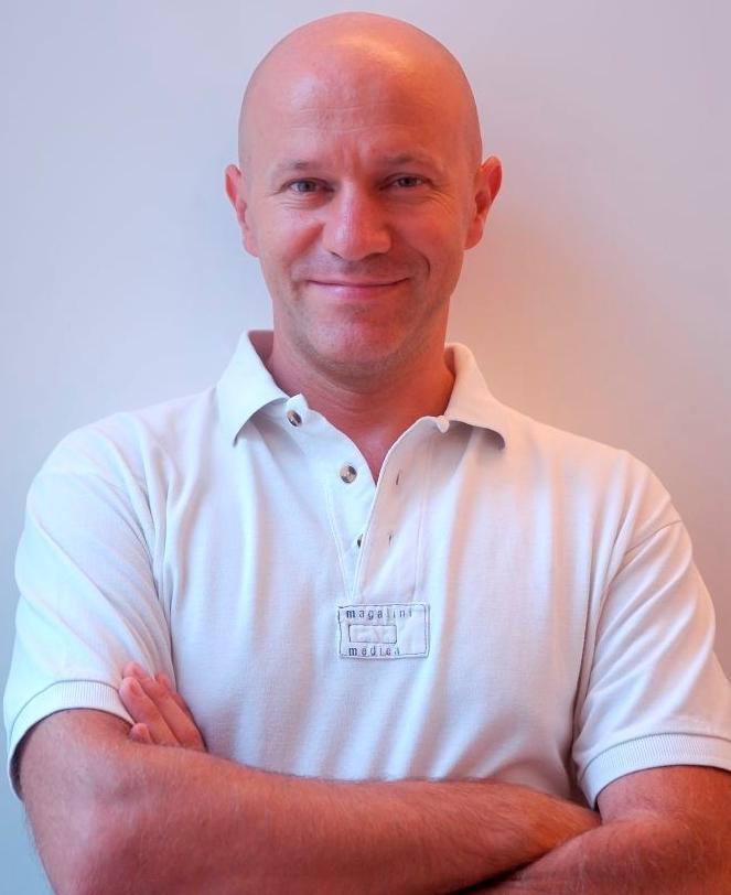 Osteopata Massimo Magalini