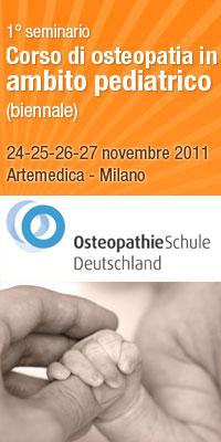 Banner osteopatia pediatrica